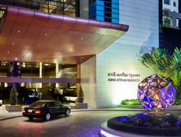 Bangkok, Thailand: 1- to 4-Night Deluxe Stay with Daily Breakfast and Welcome Drinks at AVANI Atrium Bangkok