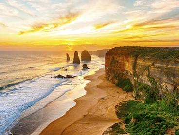 Apollo Bay: Up to 7-Night Beachside Stay for Two or Four with Wine and Late Check-Out at The Apollo Apartments