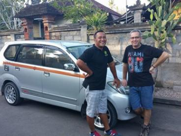 Bali: From $45 for Minivan Hire with Private Driver for Five People with Bali Sun Tours