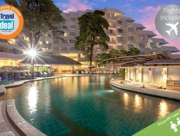 Thailand: From $799 Per Person for a Seven-Night Getaway with Flights and Meals at 4* Andaman Embrace Patong Phuket