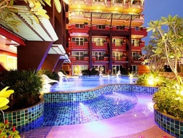 Phuket, Thailand: 3-10 Nights for Two People with Daily Breakfast and Cocktails at Blue Ocean Resort