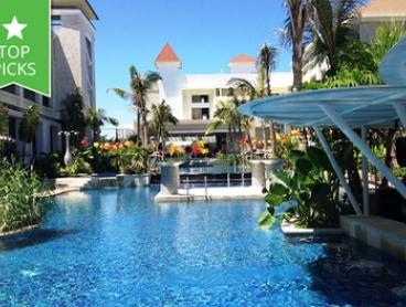 Bali: From $249 for a Beach Escape with Daily Breakfast and One-Way Airport Transfer at Swiss-Belresort Watu Jimbar