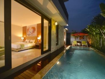 Bali, Canggu: Up to 7-Night Pool Villa Stay for Two or Four with Breakfast and Welcome Drink at Sotis Villa Canggu
