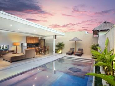 Bali: Up to 7-Night Private Pool Villa Stay for Two with Daily Breakfast and Welcome Drinks at Mahagiri Villas Dreamland