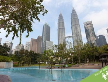 Malaysia: From $1,039 Per Person for an 18-Night Getaway with Tours and Transfers