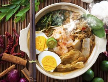 Two-Course Malaysian Dinner for Two ($29) or Four People ($57) at Bababoi Kitchen and Bar (Up to $110.80 Value)