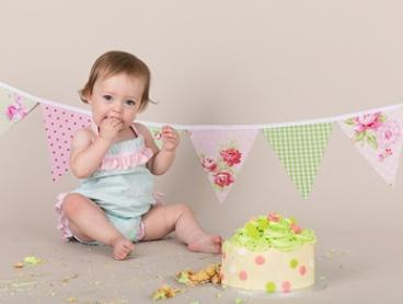 Cake Smash Kids Photoshoot ($29) Plus Optional Mum & Child Session ($49) at Urban Life Photography (Up to $395 Value)