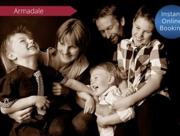 Choose from a Range of Portrait Photography Packages from $25 at Viva Life Photography, Armadale ($975 Value)