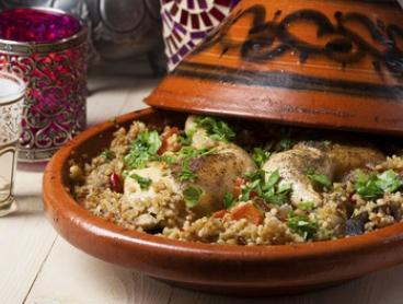 African and Middle Eastern Meal + Drinks for Two ($29), Four ($55) or Six People ($79) at Nubia Café (Up to $216 Value)