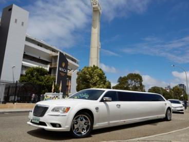 From $259 for Chrysler Limousine Hire or From $449 for Hummer Limousine Hire with Showtime Limousines (From $399 Value)