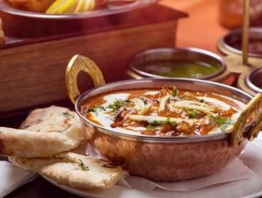 Three-Course Indian Meal for Two ($29) or Four People ($55) at Curry Connection (Up to $139 Value)