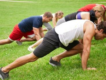 Four Weeks of Outdoor Fitness Classes for One ($25) or Two People ($39) at Evolution Training QLD (Up to $450 Value)