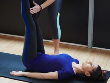 $39 for One Month of Yoga or Pilates Classes at Dynamic Sport Physiotherapy, Two Locations (Up to $140 Value)