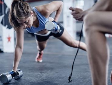 $8 for a One-Month 24/7 Gym Membership or $25 to Add PT Session at Create Fitness 24/7, Nundah (Up to $102 Value)