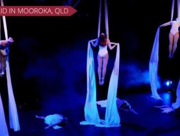 Aerial Silks - One ($12.50), Three ($36) or Five Classes ($60) at Wild Spirit Aerial Arts (Up to $125 Value)