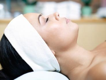 $39 for a One-Hour Facial with Back Massage and Exfoliation at Shehnaz Threading & Beauty Salon (Up to $100 Value)