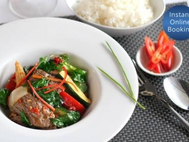 $50 or $100 to Spend on Thai Food and Drinks at Thai Riffic Randwick