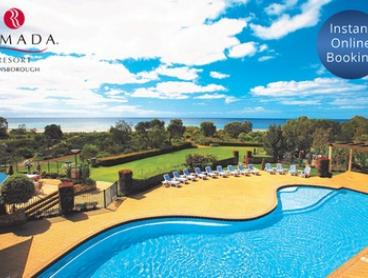 Dunsborough: 2- or 3-Night Beach Getaway with Tennis, Bikes, Drinks, and Late Check-out at Ramada Resort Dunsborough