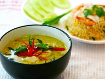Two-Course Thai with Soft Drinks for Two ($29) or Four People ($58) at Trinity Thai Restaurant (Up to $149.60 Value)