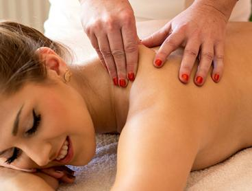 Hour-Long Pamper Massage Packages. Prices Start from $39 for One Person or from $75 for Two People (Valued Up To $240)