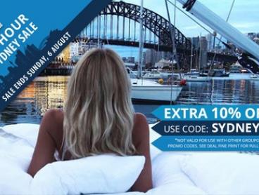 Sydney: Overnight Harbour Yacht Stay for Two, Four or Six People with Sailaway Sydney