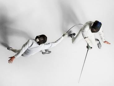 Six-Week Fencing Course for One ($49), Two ($95), Three ($139) or Four ($179) at Gladius Fencing (Up to $380 Value)