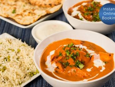 Indian Dinner for Two ($35), Four ($69) or Six ($99) at Indus kitchen (Up to $257.76 Value)