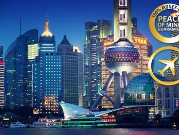 20-Day China Tour with Flights
