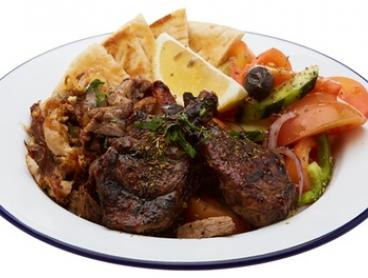$15 for $30 or $30 for $60 to Spend on Food at Alpha Greek Street Food
