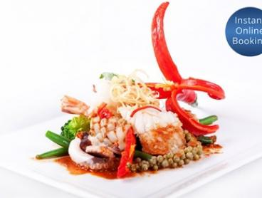 3-Course Thai Meal with Drinks for 2 ($35), 4 ($65) or 6 People ($89) at Thai Riffic Concord (Up to $222 Value)