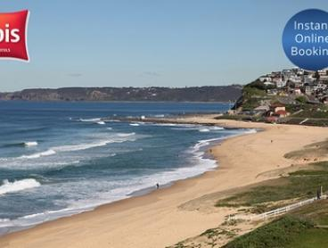 Newcastle, NSW: One-, Two-, or Three-Night City Break for Two People with Wi-Fi and Late Check-out at Ibis Newcastle