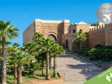 Morocco: $799 Per Person for a Six-Night Tour with Hotels and Meals and $2,649 for Option with Flights with Gate 1