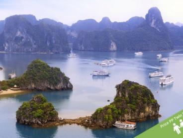 North Vietnam: From $395 Per Person for a Seven-Day Tour with Guided Tours, Transfers and Meals