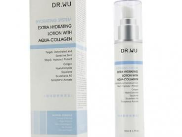 DR.WU - Hydrating System Extra Hydrating Lotion With Aqua-Collagen (Exp. Date: 12/2017)