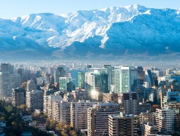 Flights to Santiago, Chile from $979 Return on Qantas/LATAM