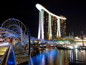 Direct Flights to Singapore from $216 Return