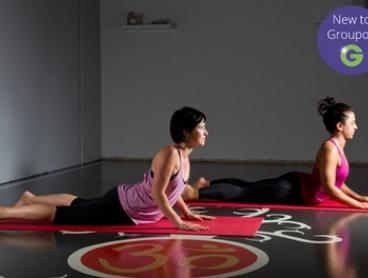 10 Yoga Classes for One ($29) or Two People ($49) at ELEV8 MMA, Heidelberg West (Up to $340 Value)