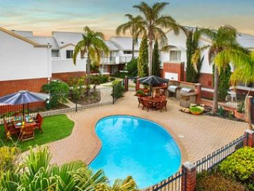 Perth: 2 or 5 Nights for Six People with Wine and Late Check-Out at Quest South Perth