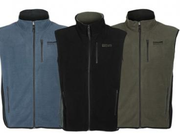 $25 for a Beyond Men's Contrast Fleece Vest