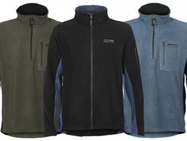 $25 for a Beyond Contrast Zip Fleece for Men