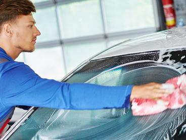Deluxe Car Wash and Detail Packages in Gordon: Only $39 for One, $69 for Two or $89 for Three Packages (Valued Up To $495)