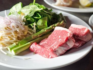 9-Course Surf &Turf with Crab & Prawns or Wagyu 5+ ($69) or Wagyu AA9+ ($88) at The Rocks Teppanyaki (Up to $180 Value)
