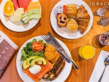 All-You-Can-Eat Breakfast Buffet