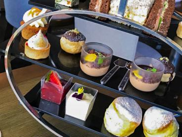 Lavish Weekday High Tea with a Cocktail or Sparkling Wine Each: $59 for Two People, $118 for Four People or $177 for Six People (Valued Up To $354)