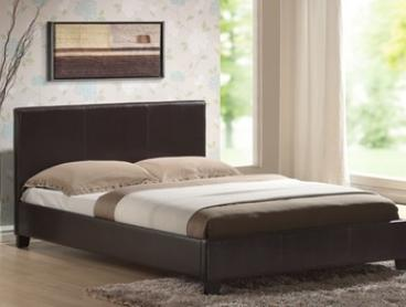 From $159 For A Grande Modern PU Leather Bed