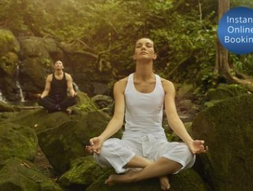 Health & Wellness Retreat with Lunch: 1 ($129) or 2 People ($255) at Ananda Rainforest Spa Currumbin (Up to $229 Value)