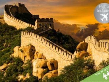 China: From $1,399 Per Person for a 9-Night Best of China Tour with Flights, Accommodation, Transfers and Meals