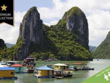 Vietnam: $1,999 Per Person for a 14-Day Tour with 5* Accommodation, Meals, and Internal Flights with Getaway Hanoi