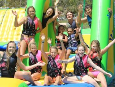 Coolum Aqua Park - One ($12) or Two 50-Minute Sessions ($23) or All Day Entry ($35) for One Person (Up to $55 Value)