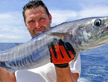 Six-Hour Deep Sea Fishing Experience Any Day of the Week with All Equipment Provided: $139 for One Person or $269 for Two People (Valued Up To $400)